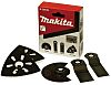 Makita Oscillating Blade Set, for use with Multi-Cutter