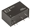 XP Power IML02 2W Isolated DC-DC Converter Through