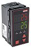 RS PRO Panel Mount PID Temperature Controller, 96 x 48mm, 3 Output Relay, 24 V ac/dc Supply Voltage