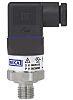 WIKA Pressure Sensor for Gas, Liquid , 10bar
