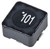 Wurth, WE-PD, 7345 Shielded Wire-wound SMD Inductor 100
