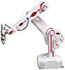 Robotic Arm, počet os: 6, rychlost: 0.8m/s, dosah: 500mm, užitečné zatížení: 800g, typ chapadla: Elektrický, 13kg, 2