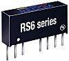 Recom RS6 6W Isolated DC-DC Converter Through Hole,
