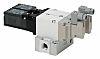 SMC Pneumatic Control Valve VP500 Series