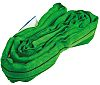 RS PRO 4m Green Lifting Sling Round, 2t