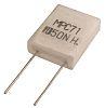 Fukushima Futaba MPC Series Solder Metal Plate Resistor