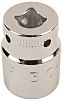 Bahco 9mm Hex Socket With 0.25 in Drive