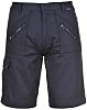 RS PRO Navy Unisex Polycotton Shorts Imperial Waist