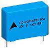 EPCOS 220nF Polypropylene Capacitor PP 1 kV dc,