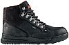 Scruffs Grind GTX Black Steel Toe Capped Mens Safety Boots, UK 9, EU 43