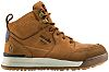 Scruffs Grip GTX Tan Steel Toe Capped Mens Safety Boots, UK 10, EU 44