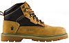 Scruffs Twister Tan Steel Toe Capped Mens Safety Boots, UK 7, EU 41