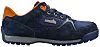 Scruffs Halo 2 Mens Navy Toe Capped Safety Trainers, UK 9, EU 43