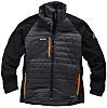 Scruffs Expedition Black/Grey Elastane, Polyester Men's Work