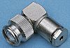 Telegartner 50Ω Right Angle Cable Mount TNC Connector,