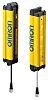 Omron F3SG-RE Lichtvorhang Empfänger, Sender, Typ c 2, Schutzhöhe 560mm 55-strahlig