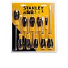 Stanley Standard Phillips, Pozidriv, Slotted Screwdriver Set 10