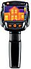 Cámara termográfica Testo 872, 0 → +650 °C, -30 → +100 °C, resolución IR 320 x 240píxel enfoque fijo