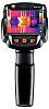 Testo 871 Thermal Imaging Camera, 0 → +650 °C, -30 → +100 °C, 240 x 180pixel With RS Calibration
