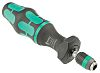 Wera 1/4 in Hex Adjustable Torque Screwdriver, 1.2 → 3Nm RSCAL