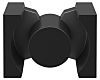 EPCOS N87 Ferrite Core, 4300nH, 40.5 x 28