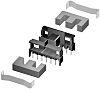 EPCOS N87 Ferrite Core, 1000nH, 16 x 4.7
