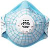 Alpha Solway AMF2V Disposable Face Mask, FFP2, Valved
