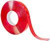 RS PRO Translucent Foam Tape, 19mm x 33m,