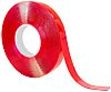 RS PRO Translucent Foam Tape, 6mm x 33m,