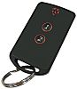 RF Solutions 2 Button Remote Control Fob, FOBBER-8T2,