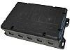 RF Solutions SHOEBOX, Black ABS Enclosure, IP68, 83
