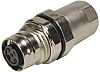 Harting Circular Connector, 4 contacts Cable Mount M12