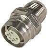 Harting 4 Pole M12 Socket to 4 Pole