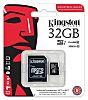 Kingston 32 GB MicroSDHC Card Class 10, UHS-1