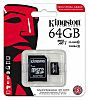 Kingston 64 GB MicroSDXC Micro SD Card
