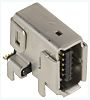 Harting, HARTING ix Industrial, Male Cat6a RJ45 Connector