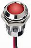 RS PRO Red Indicator, 24 V dc, 14mm