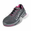 Uvex uvex 1 Grey/Pink Women Toe Cap Safety