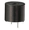 TDK 12V dc PCB Mount Magnetic Buzzer, 85dB