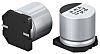 Panasonic 100μF Hybrid Capacitor 35V dc, Surface Mount