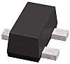 ROHM, DTC014YUBTL NPN Digital Transistor, 100 mA 50