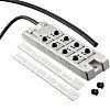 Alpha Wire Alpha Connect Series M12 Sensor/Actuator Box,