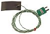 RS PRO Type K Thermocouple 50mm Length, →