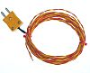 RS PRO Type K Thermocouple 5m Length, →