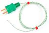 RS PRO Type K Thermocouple → +260°C