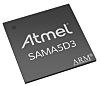 Microchip ATSAMA5D31A-CU, 32bit ARM Cortex A5 Microcontroller,