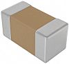KEMET, 0603 (1608M) 100nF Multilayer Ceramic Capacitor MLCC