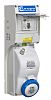Europa Switchable IP44, IP65 Industrial Interlock Socket 2P+E,