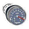 Schneider Electric Single Timer Relay, Screw, 3 →