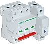 Schneider Electric 3 + N Pole DIN Rail